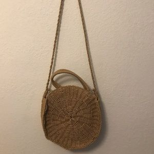 Handbags - Straw purse